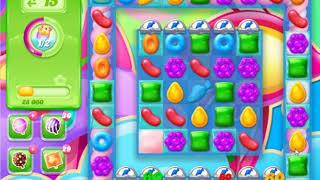 Candy Crush Jelly Saga Level 1235