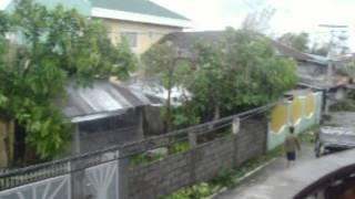 台風グレンダ 2014年7月 ビコール地方 2