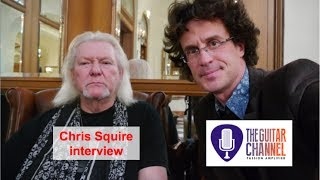 Chris Squire interview (extract)