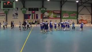 17. 2. 2018 MEX 20. kolo, Tsunami Záhorská Bystrica - FaBK ATU Košice, Slovenský zväz florbalu