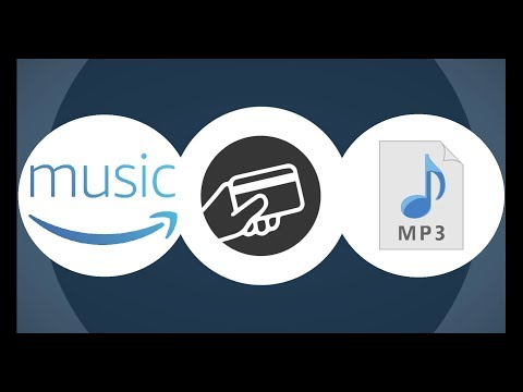 Bei AMAZON MP3-DATEIEN kaufen - ganz einfach || BEZAHLEN.NET