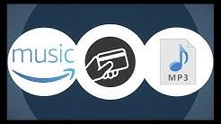 Bei AMAZON MP3-DATEIEN kaufen - ganz einfach    BEZAHLEN.NET