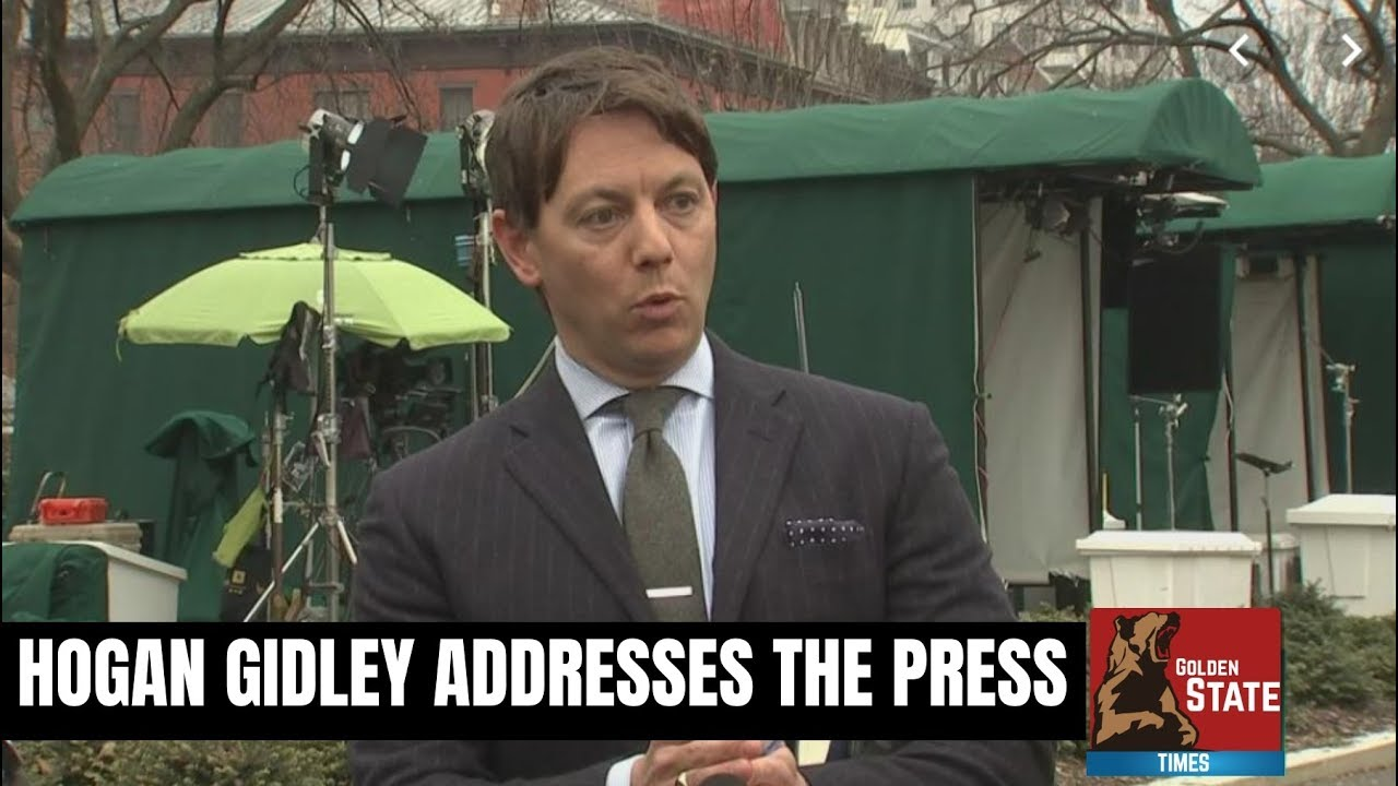 GST WHITE HOUSE SPOKESMAN DEFENDS TRUMP: Hogan Gidley FIRES BACK at Liberal Media over their LIES