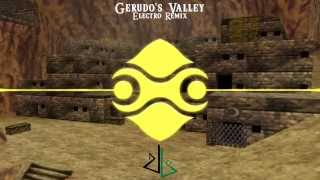Gerudo Valley Theme - Electro House [ dj-Jo Remix ]