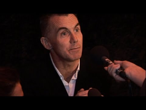 video: 'Meticulous, tidy, and someone who instilled respect, Gary Rhodes was also your whacky mate'