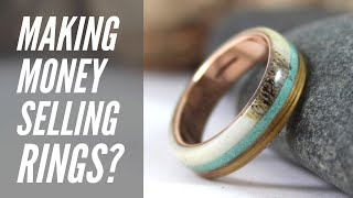 Can You Make Money Selling Rings Online?