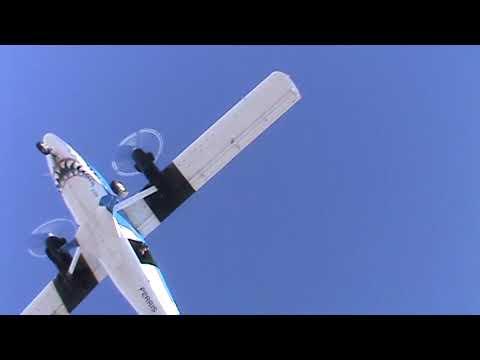 Solo Skydive At Perris