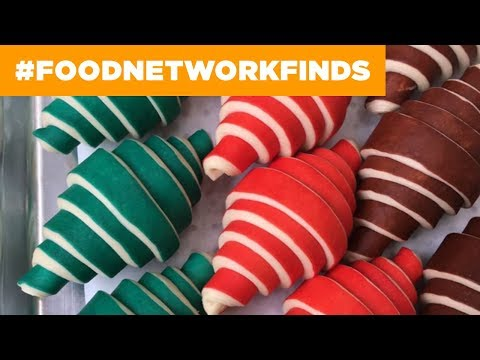 Incredible Colorful Croissants at Supermoon Bakehouse | Food Network