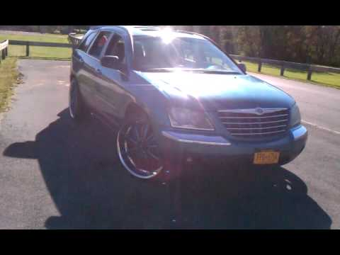 Watch in addition Lanesamantha123 as well 722qc Chrysler Pacifica 2006 Chrysler Pacifica Stuck Park moreover Dodge Caravan likewise Side Shot Foust Edition Ford F150 Raptor. on chrysler pacifica