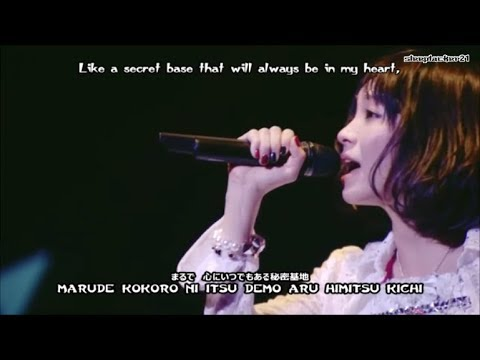 Three Breaths In The Past | LiSA - Itsuka no Tegami [live] [Kanji • Romaji • English] subtitles