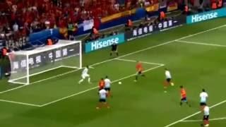 Испания Турция Футбол Евро 2016 Обзор матча 17 06 2016