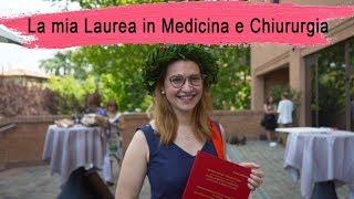 La mia Laurea in Medicina | About Giulia
