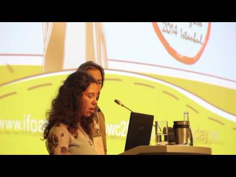 Civil Manifest in Organic World Congress