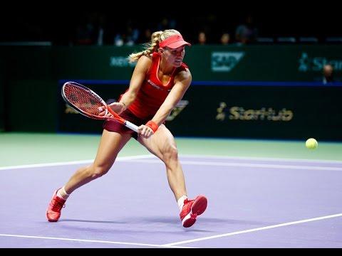 Day 2 Highlights | 2015 WTA Finals