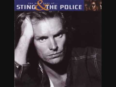 Sting And The Police Everything  Little Thing She Does Is Magic