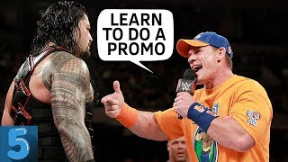 Download 5 WWE Wrestlers Who Took Their Promo Too Far Mp3 and Videos