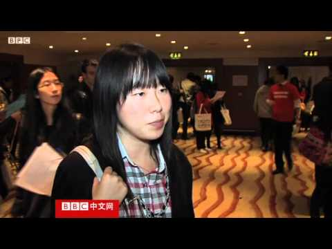 BBC中文網視頻:英國大學教育展 - YouTube