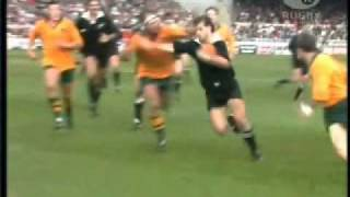 All Blacks vs Wallabies - 1990 (1st Test)