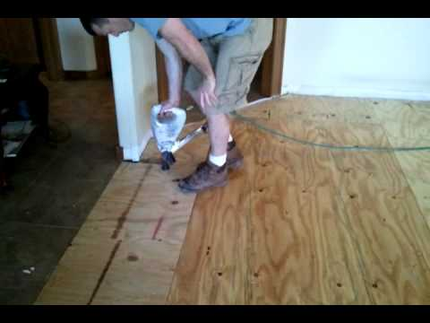 Tulsa Wood Floors Wood Floor Installation 918 830 6232 Youtube