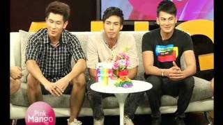 Repeat youtube video Pink Mango 51 Talk: ALL FOR MEN