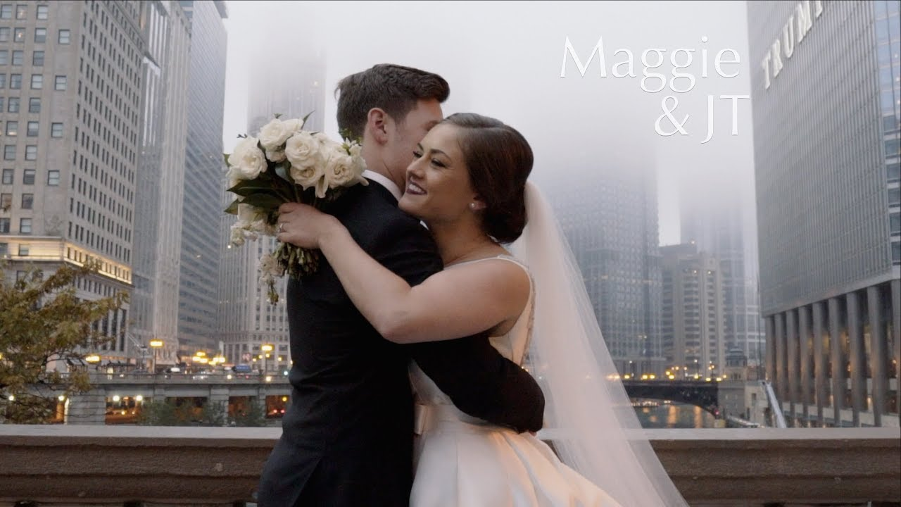 University Club Of Chicago Classic Wedding Video - Maggie & JT