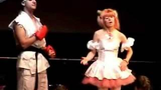 Sakura Con 2010: The Anime Hunters- Dance of the Sugarplum Streetfighter (pt 1/2)