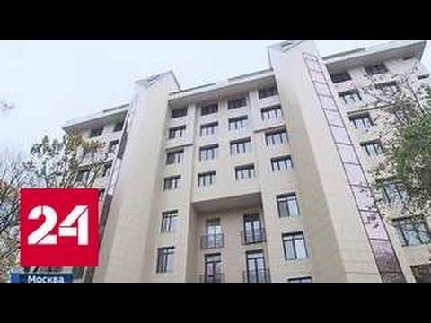 Первый опыт надстроенного дома в Москве