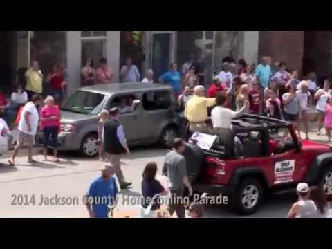 PRTC TV presents the Jackson County Fair and Homecoming Parade 2014
