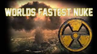 Repeat youtube video Modern Warfare 2: Worlds Fastest Nuke 3.987s!