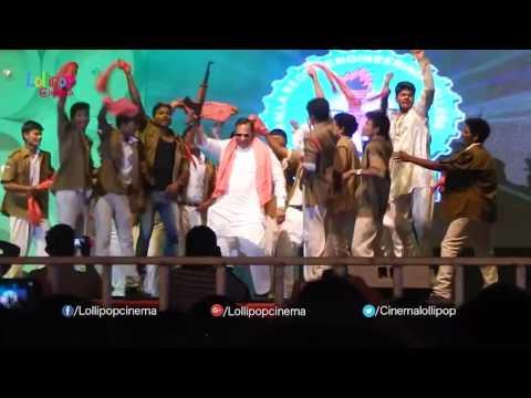 "Malla Reddy ""Sardaar Gabbarsingh"" Style Dance - Mallareddy College Annual Day Celebrations"