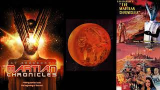 The Martian Chronicles 1980 music by Stanley Myers