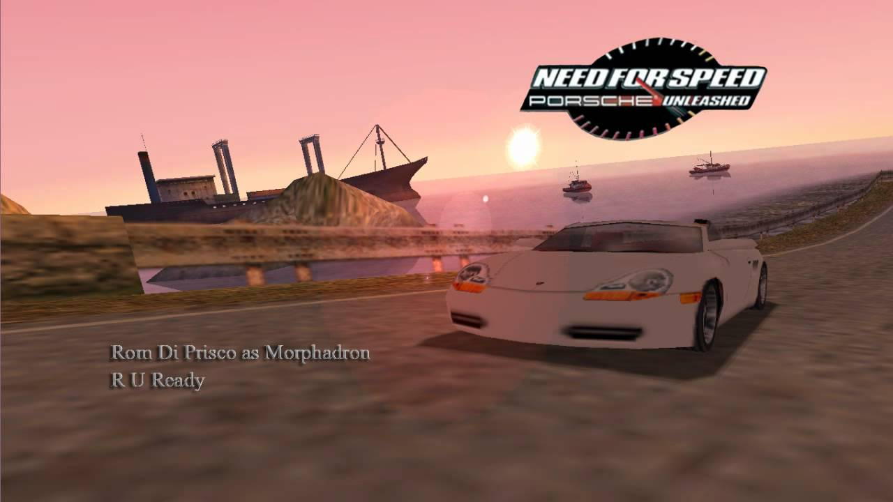 Need for speed porsche unleashed ru