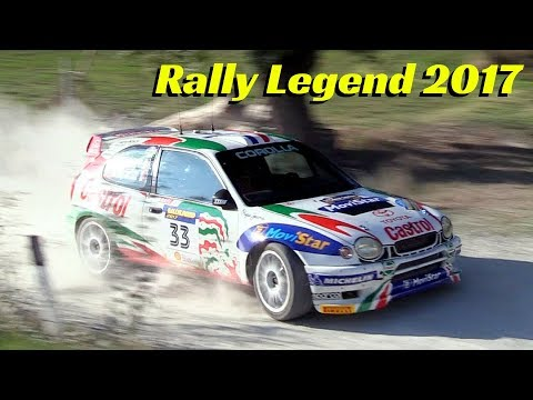 Rally Legend San Marino 2017 - Shakedown! - Actions, Mistakes & Pure Sound!