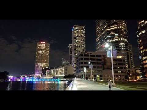Tampa Riverwalk vlog