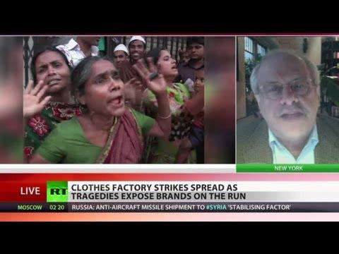 Sweatshop Heat: Cambodia workers battle brands amid string of tragedies