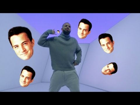 Hotline Bing: The Drake and Chandler Bing Mashup That You So Need