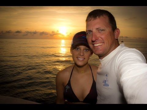 Running to the Bahamas: Sarah's first trip!