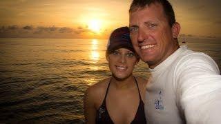 Running To The Bahamas: Sarah's First Trip!