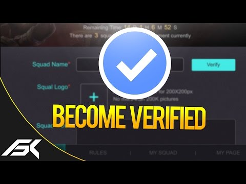 Mobile Legends: How To Get VERIFIED in MLBB