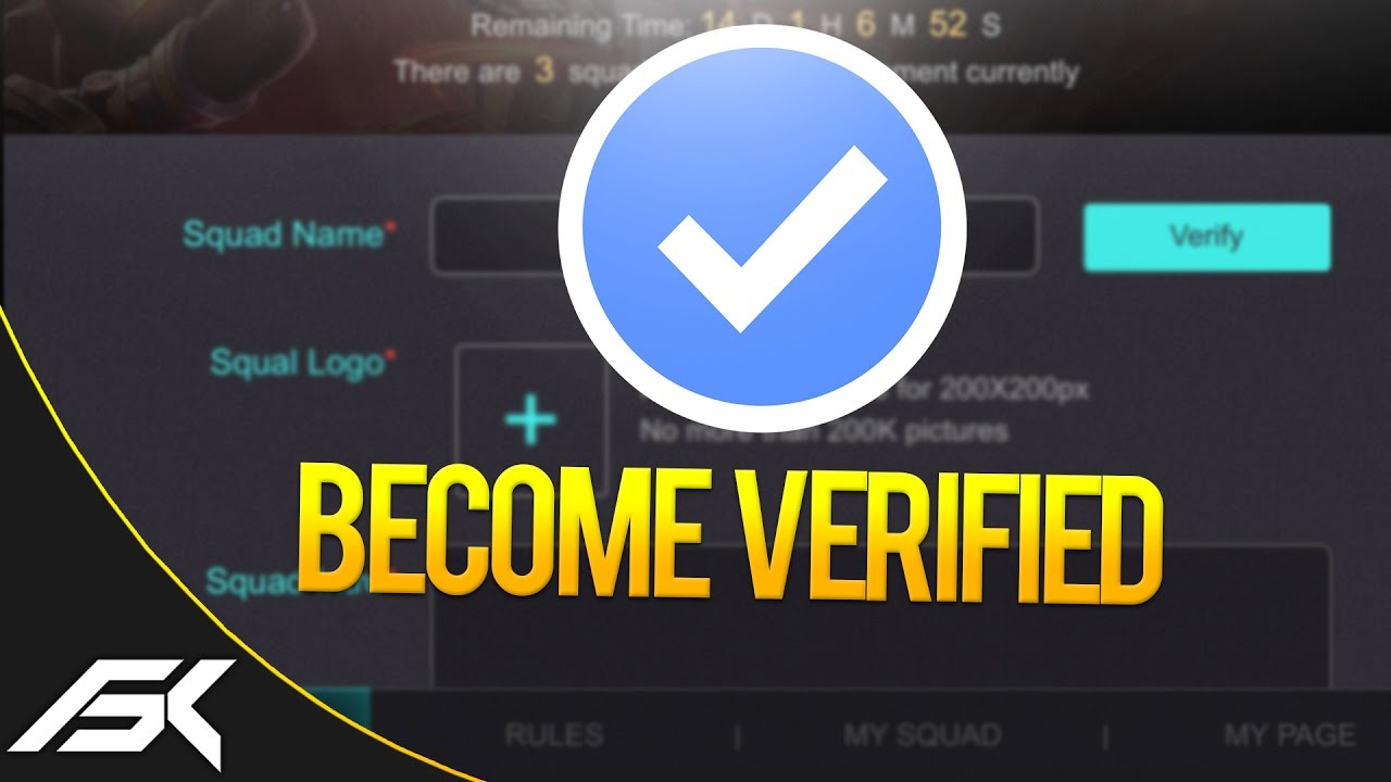Mobile Legends How To Get Verified In Mlbb Youtube