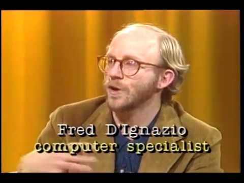 For Your Information - TV program about computers ~1980