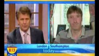 F4J Barrister Michael Cox vs CSA On GMTV 09.07.07 part 2 of 2.avi