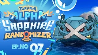 LOOK WHO WE GOT! | Pokémon Omega Ruby & Alpha Sapphire Randomizer Nuzlocke - Episode 07