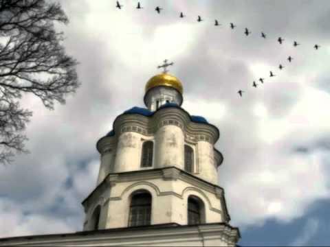Песня Журавли (на стихи Н. Рубцова).