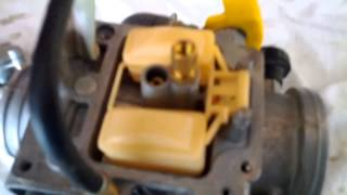 honda trx 300 quad carb teardown
