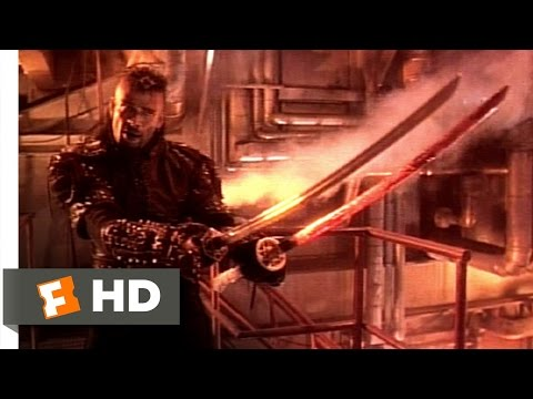 Highlander III (7/8) Movie CLIP - Confronting the Master of Illusion (1994) HD