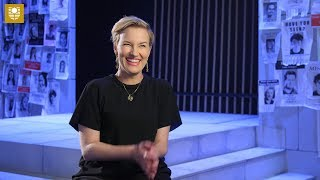 'Small Talk' with award-winning actor + playwright, Kate Mulvany