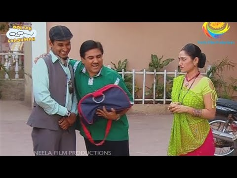 Download Sunder Ne Kiye Jetha Ke Paise Double?! | Taarak Mehta Ka Ooltah Chashmah | TMKOC Comedy |तारक मेहता