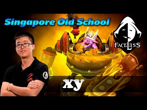 xy- Timbersaw [Singapore Old School] | Team Faceless Dota 2