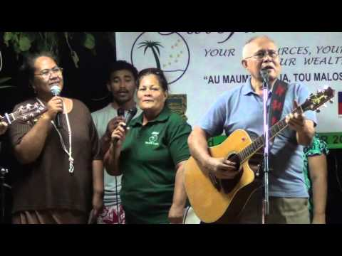 Talofa Trade Fair 2013 (Tuvalu) Part 4